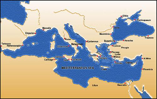 greek colonisation essay